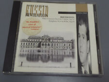 EMIL GILELS <  Beethoven - Piano Conc 1 , Symph 4  > NM (CD)