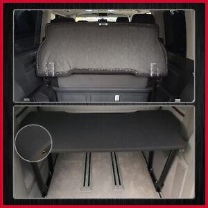 VW T5 & T6 Multivan Klappbar Multiflexboard Bettverlängerung Ablage H :53cm KUS