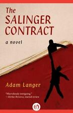 The Salinger Contract by Adam Langer (2013, Paperback)