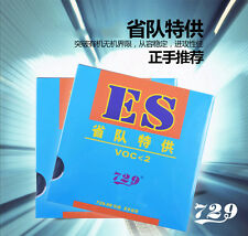 729-08 ES PROVINCE Table Tennis Cover / Table Tennis Rubber/ Ping Pong Rubber