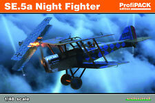 EDUARD 82133 SE.5a Night Fighter in 1:48 ProfiPACK!!