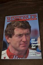 VINTAGE WINSTON CUP ILLUSTRATED  1994 MAY BILL ELLIOTT NASCAR