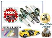 FOR MAZDA RX8 1.3i 2003-2010 NEW NGK IRIDIUM SPARK PLUG SET OF 4 PACK EO