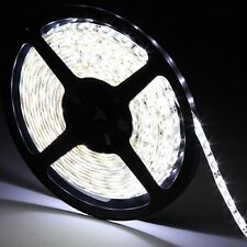 Cool White 5M 300Led 3528 SMD Led Strip Lights Tape IP65 Waterproof