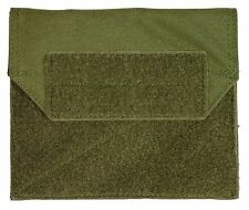 New Olive Bulle MOLLE Webbing Enclosed Wallet Admin Pouch