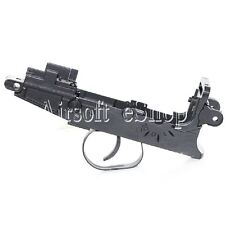 Airsoft WELL Metal Body Lower Frame & Trigger For R2 VZ61 Scorpion AEP SMG