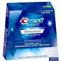 Crest 3D White Professional Effects Whitestrips Dental Whitening Kit 5 Treatment