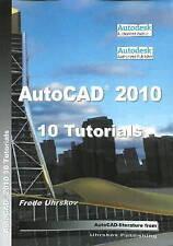 AutoCAD 2010 - 10 Tutorials by Frede Uhrskov (Paperback, 2010)