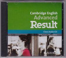 CAMBRIDGE ENGLISH ADVANCED (CAE) RESULT Class Audio CDs @NEW@
