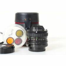 SIGMA-FISHEYE 1:2 .8 F = 16mm Multi-Coated-MC 2,8/16 Fish-Eye Sigma per Canon FD