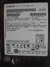 500 GB HITACHI HDS5C1050CLA382 JUN-14 MLC: JPC50E  P/N: 0F12955 | disco rigido