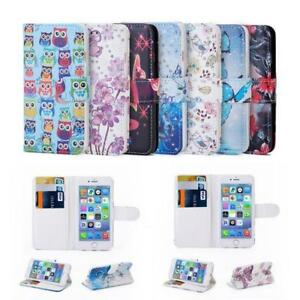For Samsung Galaxy S8 S8+ S7 Edge J3 A3 Flip Wallet Leather Case Cover Magnetic