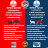 Flea killer and Monthly flea control For Cats and Dogs up to 300 uses!