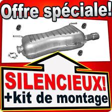 Silencieux Arriere PEUGEOT 306 1.8 16V 2.0 HAYON  1993-2002 échappement KKT