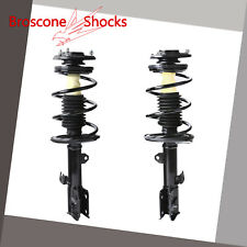 For 2009 2010 2011 2012 Toyota Corolla Front Pair Complete Shocks & Struts