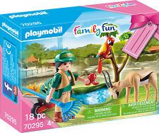 """Playmobil 70295 Geschenkset """"Zoo"""" NEU OVP"""