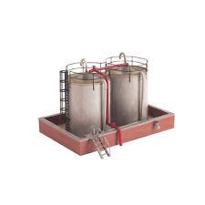 44-016 Bachmann Scenecraft OO Scale Fuel Storage Tanks