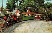 Hershey,Pa.Dry Gulch Miniature Rail Road,Hershey Park,c.1950-60s
