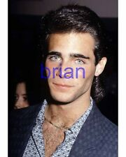 BRIAN BLOOM #108,CANDID PHOTO closeup,AS THE WORLD TURNS,bandit,MELROSE PLACE