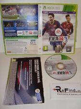 FIFA 14 SOCCER XBOX 360 VERSIONE ITALIANA! USATO SICURO!