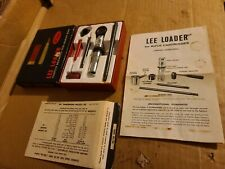 Lee Complete 30-30 Win 30/30 Winchester Die Set Reload Reloading Dies
