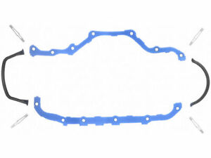 For 1988 Plymouth Grand Voyager Oil Pan Gasket Set Felpro 42453BQ 2.5L 4 Cyl