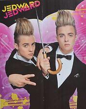 JEDWARD - A2 Poster (XL - 42 x 55 cm) - Clippings Fan Sammlung NEU