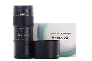 LAOWA 100mm f/2.8 2:1 APO Ultra-Macro: Nikon Z-Mount