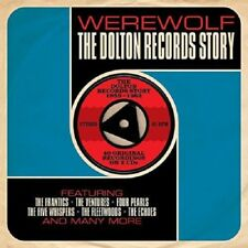 Werewolf-Dolton Records Story 1959-1962 2-CD NEW SEALED Frantics/Ventures/Echoes