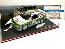 IXO ALTAYA 1/43 FORD ESCORT COSWORTH WRC PEDRO DIEGO TIERRA ARTESA DE SEGRE 1999