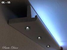 1,20 Meter LED Band Profil Stuckleiste für indirekte Beleuchtung XPS OL-36 Weiß