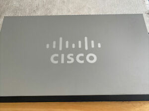 Cisco SG500-28P 24 Port Gig PoE Managed Switch with 2 Combi and 2 X SFP