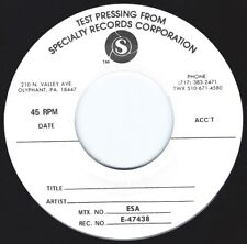 OSMONDS I Think About Your Lovin'  ((**NM PROMO 45 TEST PRESSING**)) from 1982