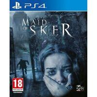 MAID OF SKER PREORDER by REAL061TALKSHOP