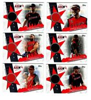 2019 Topps Update ALL-STAR STITCHES RELIC You Pick Complete Your Set $0.99 SHIP