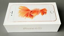 Apple iPhone 6S, 64GB Rose Gold A1633 Unlocked Excellent Condition Original Box