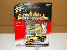 Johnny Lightning Street Freaks Zingers 70 Plymouth Hemi Cuda No. 3
