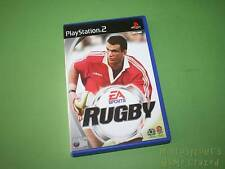 Rugby Sony PlayStation 2 PS2 Game - Electronic Arts