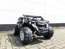 Kinder Elektro Auto XXL 2x45W UTV Federung Kinderfahrzeug Kinderauto Buggy