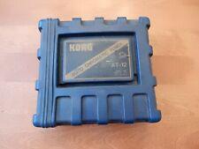 korg auto chromatic tuner At-12