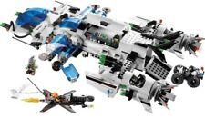 LEGO Space Police Galaktisches Gefängnisraumschiff 5974 inklusive Anleitungen