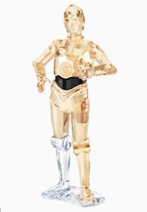 Swarovski Disney Star Wars - C-3PO Retired in 2019 MIB