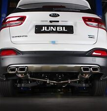 0Dual Exhaust System for KIA 2016 2017  2018 SORENTO