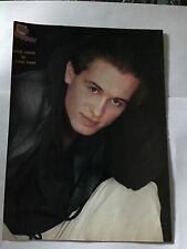 Vintage 90s' Pinup Mark Owen Take That + Boyz II Men Teen Magazine 1 Page Pin-Up