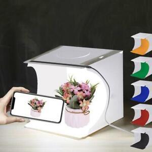 Photo Studio Photography Light Box Adjustable 6Colors Set Light Backdrop