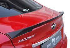 M&S Rear Trunk Wing Spoiler UNPainted For 2011~2015 Hyundai Accent Solaris