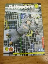 04/08/2012 Burton Albion v Walsall [Friendly] . Thanks for viewing our item, buy