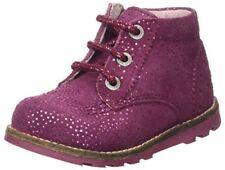 Chaussures roses à lacets pour fille de 2 à 16 ans Pointure 23