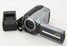 JVC Everio Hard Disk Camcorder 34x Optical Zoom GZ-MG130U