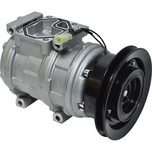 AC Compressor Fits Eagle Summit Talon Eclipse Laser 4Runner OEM 10PA17C CO387